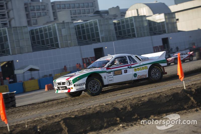 Antonio Fassina, Lancia Rally 037