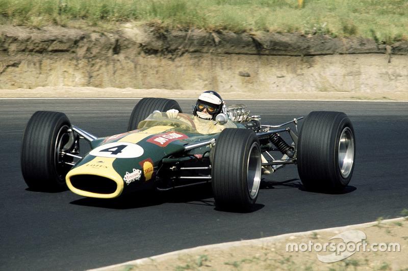 #54: Lotus 49 (1967-1970)