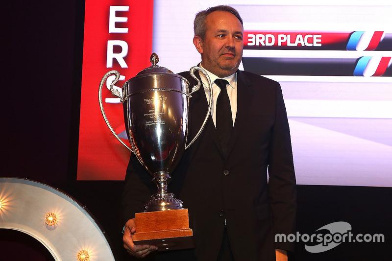 2016 Sprint Cup Pro-AM Cup pilotos, Jean-Luc Beaubelique, segundo lugar