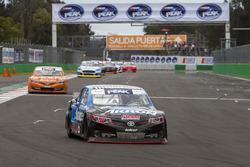Rogelio López, Alpha Racing
