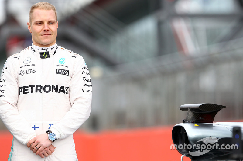 Валттери Боттас, Mercedes AMG F1 (2017)