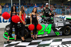 Sieger Anthony Kumpen, PK-Carsport