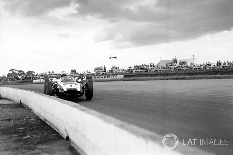 1960 - Jack Brabham, Cooper-Climax