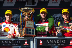 Podium: 1. Shane van Gisbergen, Triple Eight Race Engineering, Holden; 2. Scott McLaughlin, Team Pen
