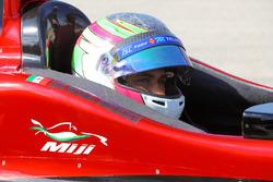 Luis Michael Dörrbecker, Schmidt Peterson Motorsports Honda