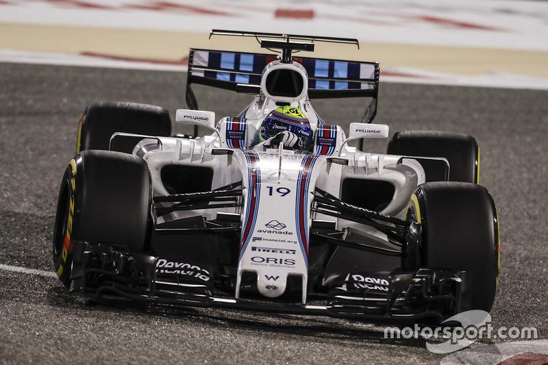 6e : Felipe Massa (Williams)