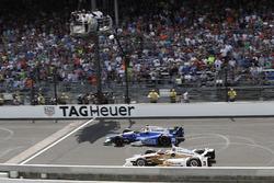 Takuma Sato, Andretti Autosport Honda Helio Castroneves, Team Penske Chevrolet