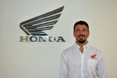 Annonce Honda World Superbike Team