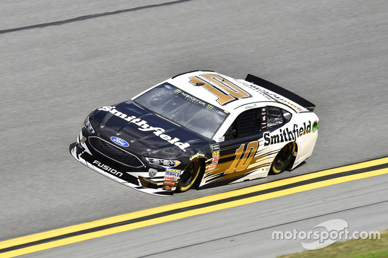 №10. Эрик Алмирола, Stewart-Haas Racing, Smithfield Ford Fusion