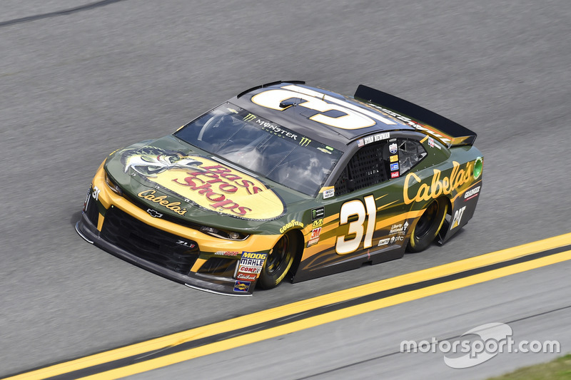 #31: Ryan Newman, Richard Childress Racing, Chevrolet Camaro