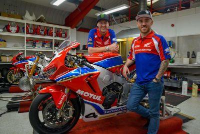 Honda Racing açıklaması