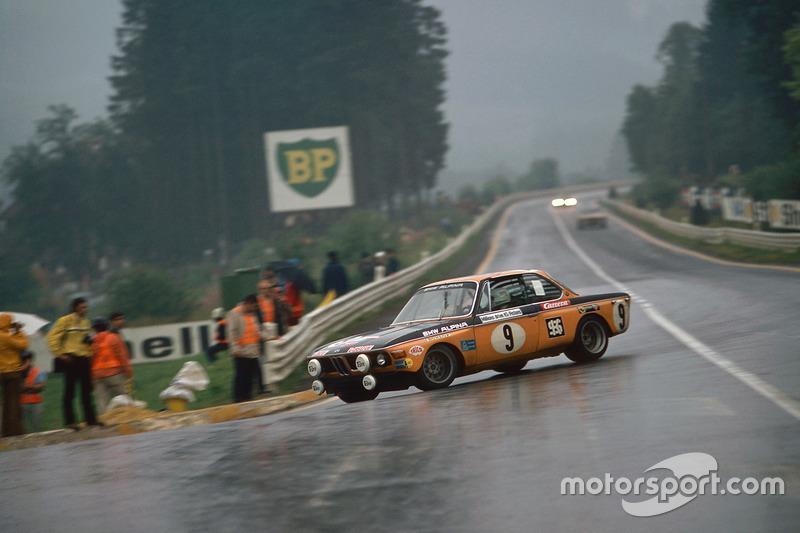 1972: Helmut Kelleners, Gerold Pankl (BMW 2800 CS)
