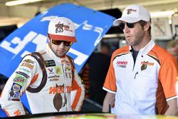 Chase Elliott, Hendrick Motorsports Chevrolet and Alan Gustafson