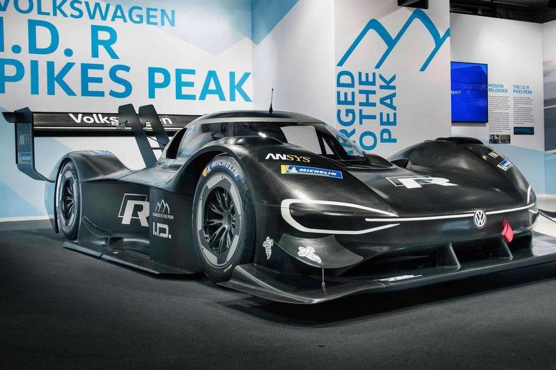 Autó F1-es autóknál is gyorsabb lett a Volkswagen I.D. R Pikes Peak
