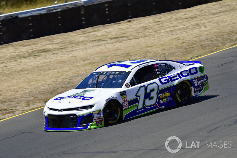 31. Ty Dillon, Germain Racing, Chevrolet Camaro GEICO