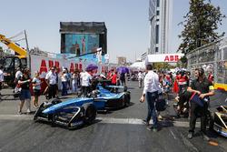 Sébastien Buemi, Renault e.Dams on the grid