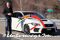 Benjamin Albertalli und der Subaru WRX STI