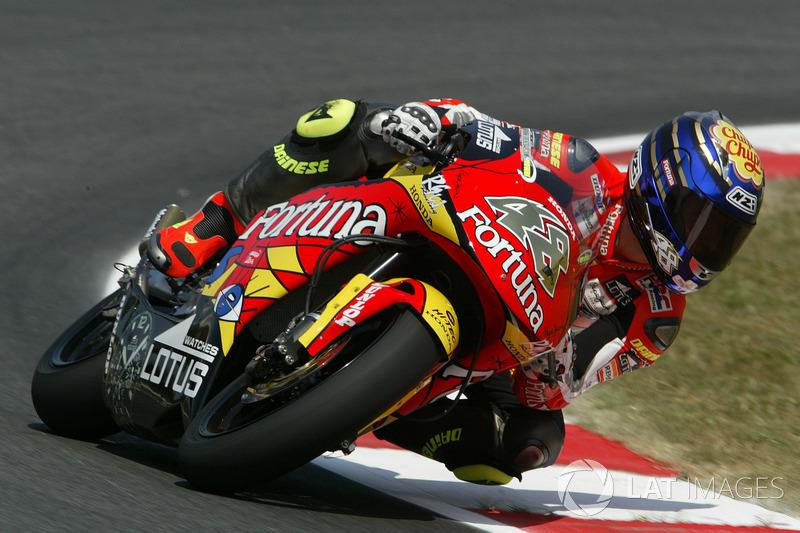 2005 - Honda (клас 250 куб.см)