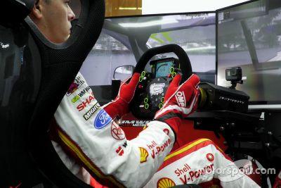 DJR Team Penske simulator açıklaması