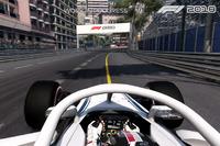 F1 2018 game, Monaco