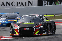 Audi R8 LMS ultra команды Belgian Audi Club Team WRT: Серхио Хименес, Родриго Батиста