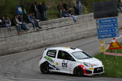 Daniele Pellegrineschi, Rally Experience, Renault Twingo R2