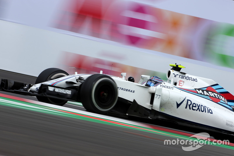 Валттері Боттас, Williams F1 Team