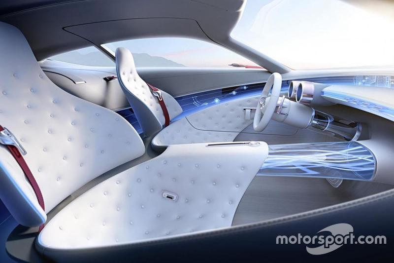 Konzept: Mercedes-Maybach 6 Coupé