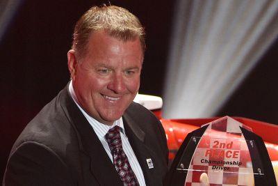 IndyCar kampioenschapsviering