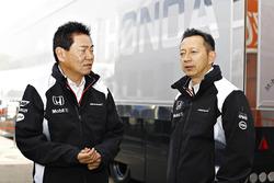 Yasuhisa Arai and Yusuke Hasegawa, Honda