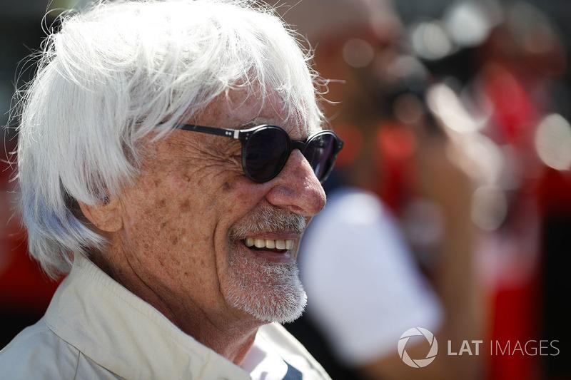 Bernie Ecclestone, Président Emeritus de la Formule 1