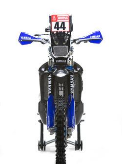 Yamaha WR450F Rally, Yamaha Official Rally Team