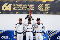 Top3 after qualifying: Pole position for Edoardo Mortara, Mercedes-AMG Team Driving Academy, Mercedes - AMG GT3, second place Daniel Juncadella, Mercedes-AMG Team Driving Academy, Mercedes - AMG GT3, third place Maro Engel, Mercedes-AMG Team GruppeM Racing, Mercedes - AMG GT3