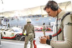 #92 Porsche GT Team Porsche 911 RSR: Кевін Естр
