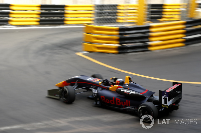 Daniel Ticktum, Motopark with VEB, Dallara Volkswagen