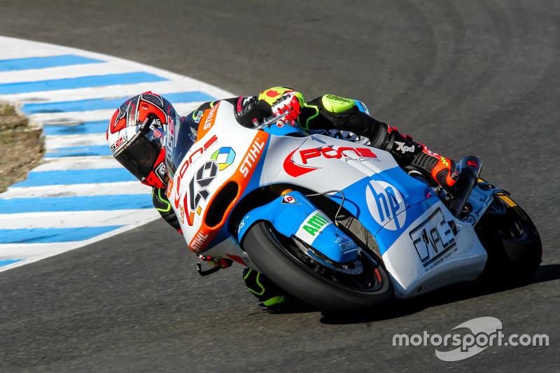 Héctor Barberá, Pons racing