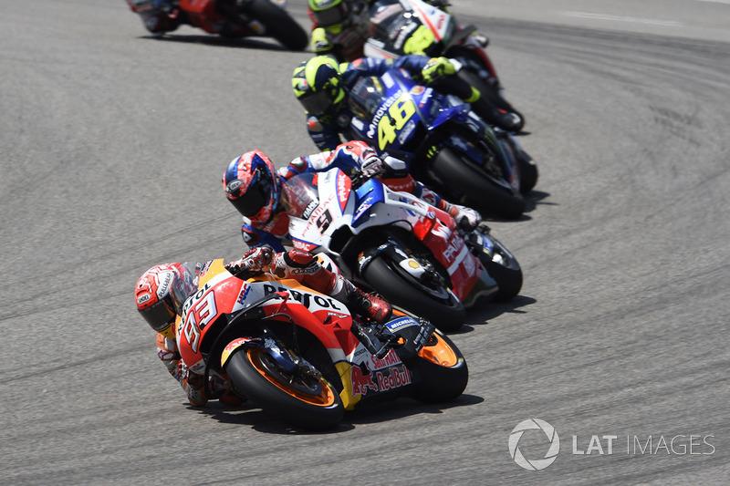 4. Werk aan de winkel voor Ducati en Yamaha
