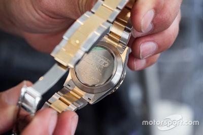 Rolex van Pruett