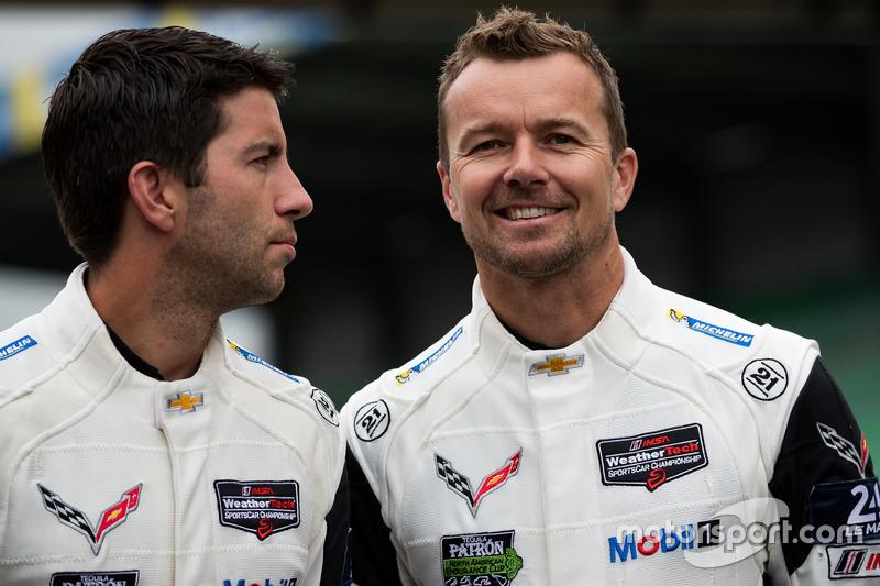 Mike Rockenfeller, Marcel Fassler, Corvette Racing