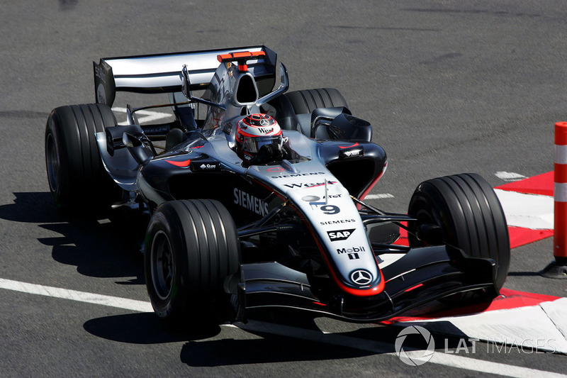 2005: Кими Райкконен, McLaren-Mercedes MP4-20