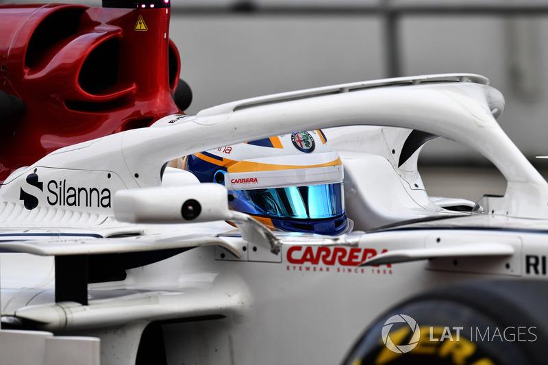 17º Marcus Ericsson, Alfa Romeo Sauber C37: 1:19.244 (Hiperblandos)