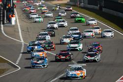 #320 Porsche 911 GT3 Cup II: 'SMUDO', 'Tom', Axel Duffner