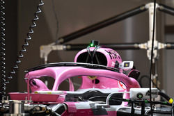 Force India VJM11 halo