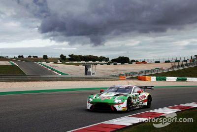 R-Motorsport Algarve test