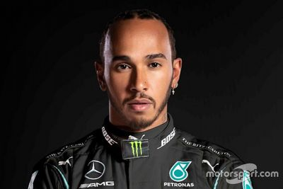 Mercedes black livery unveil