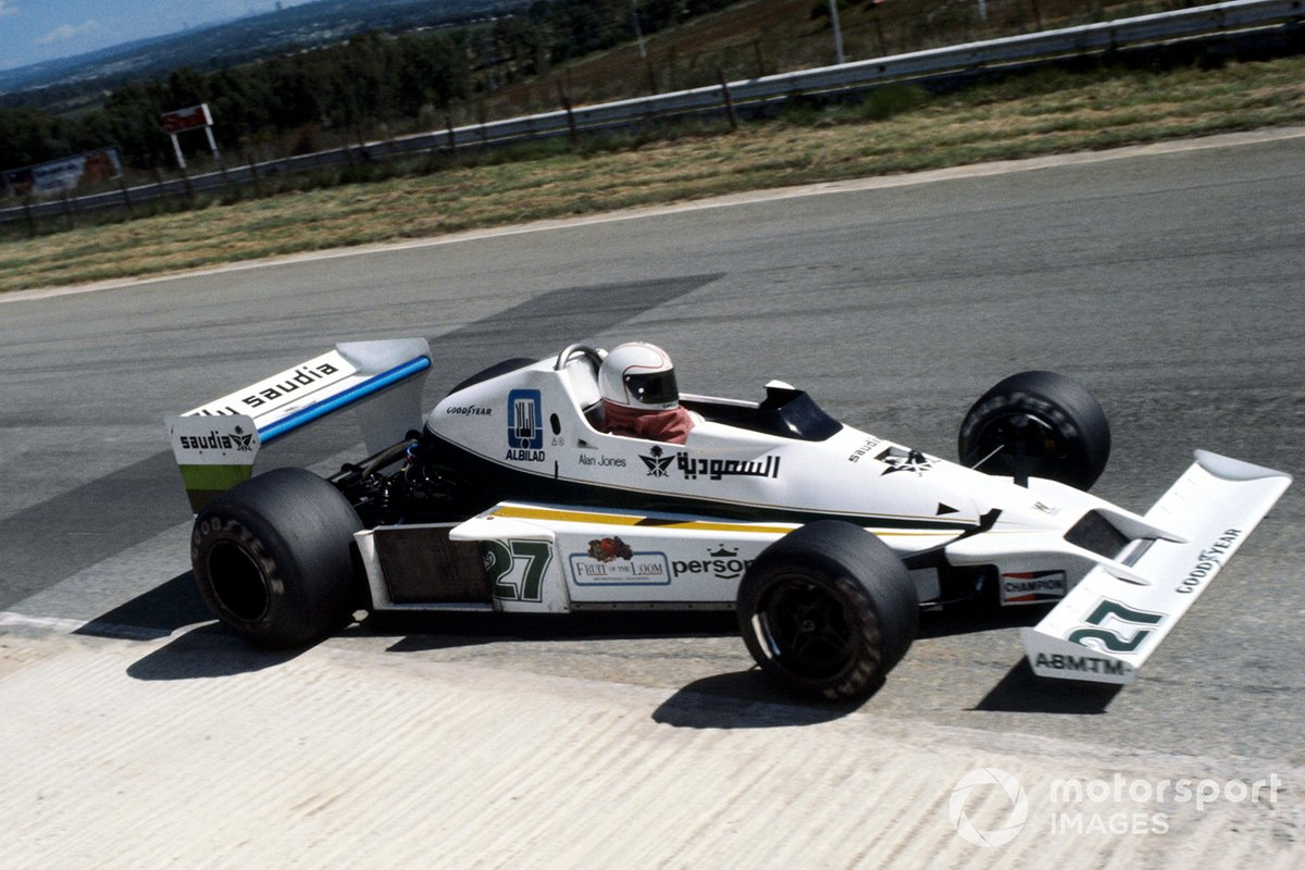 Alan Jones, Williams FW06