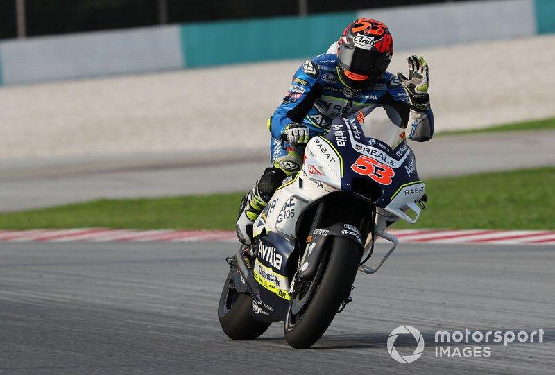 #53 Tito Rabat (Spanien) – Ducati Desmosedici GP18 (Jahrgang 2018)