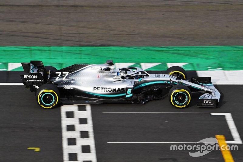 Valtteri Bottas, Mercedes-AMG F1 W10 2019