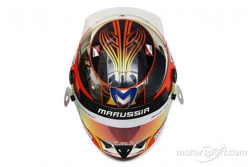Jules Bianchi helmet auction
