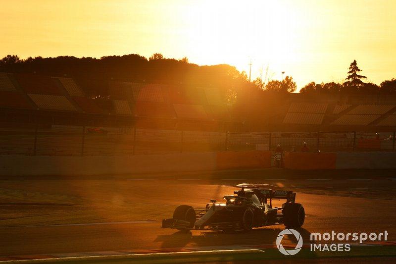 Льюіс Хемілтон, Mercedes-AMG F1 W10 EQ Power+